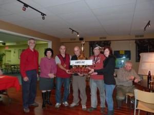 Kimpex Gagnant Classe A Trophée du Président